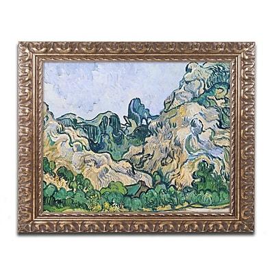Trademark Global van Gogh 'The Alpilles 1889' 16