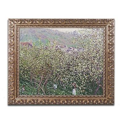 Trademark Global Monet 'Fruit Pickers' 16