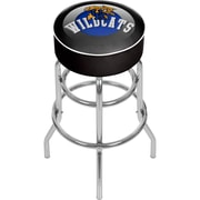 "Trademark Global 31"" University of Kentucky Wildcats Chrome Bar Stool with Swivel-Honeycomb (KY1000-HC)"