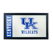 Trademark Global University of Kentucky Wildcats Framed Logo Mirror, Text (KY1500-TXT)