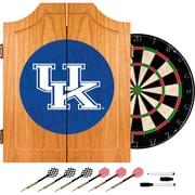 Trademark Global University of Kentucky Wood Dart Cabinet Set, Wordmark (KY7000-WM)