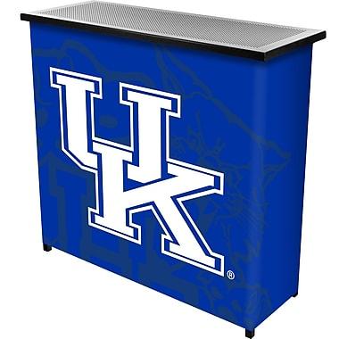 Trademark Global University of Kentucky Portable Bar with Case, Fade (KY8000-FADE)