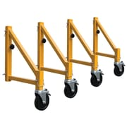 MetalTech Jobsite Series Steel Scaffold Outriggers (Set of 4)
