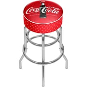 "Trademark Global Coca-Cola Bar Stool, 100th Anniversary of the Coca-Cola Bottle, 31"" (COKE-1000-V100)"