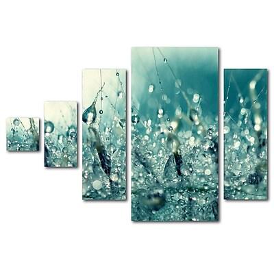 Trademark Global Beata Czyzowska Young 'Under the Sea' Multi Panel Art Set, 24
