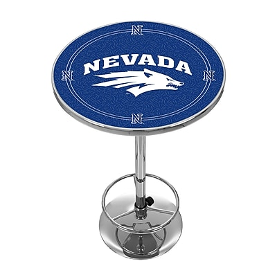 Trademark Global University of Nevada Pub Table (CLC2000-UN)