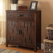 Coast to Coast Imports 2 Door Cabinet