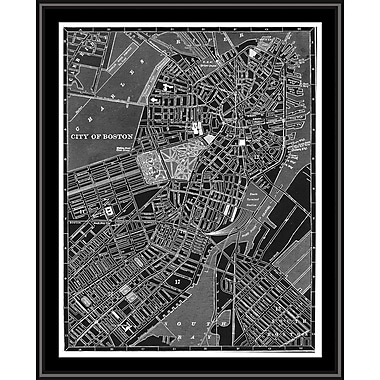 PTM Images Boston Gicl e Framed Photographic Print