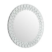 Decor Wonderland Circles Wall Mirror