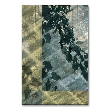 All My Walls 'Wild Grape Vine 1' by Tina Chaden Painting Print Plaque