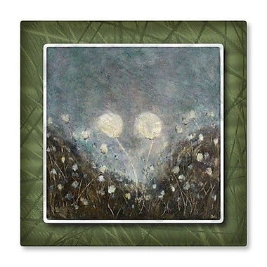 All My Walls 'Enchantments' by Sali Swalla Painting Print Plaque