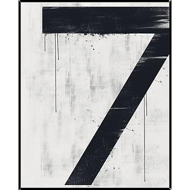 PTM Images No. 7 Framed Textual Art