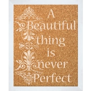PTM Images A Beautiful Thing Framed Bulletin Board