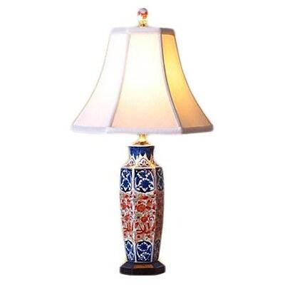 Oriental Furniture Imari 20'' Table Lamp