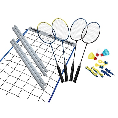 Verus Sports Advanced Silver Badminton Set