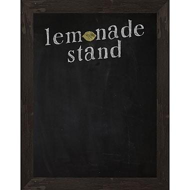 PTM Images Lemonade Stand Framed Chalkboard