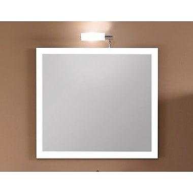 Iotti by Nameeks Aurora Mirror; Glossy White
