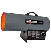Dyna-Glo 125,000 BTU Portable Propane Forced Air Utility Heater w/ Continuous Electronic Ignition