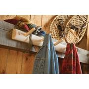 Rustic Cedar Cedar Coat Hanger