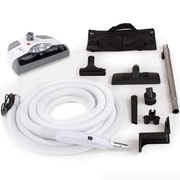 GV Central Vacuum Kit w/ Power Head, Hose and Tools
