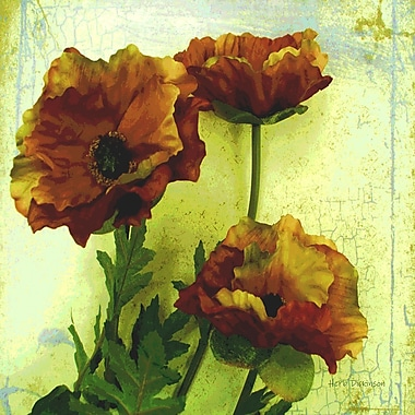 PTM Images Fleur Gicl e II Painting Print on Wrapped Canvas