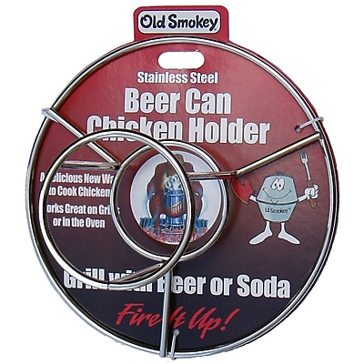 Old Smokey Products Company Beercan Chicken Rack
