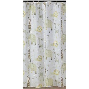 Creative Bath Animal Crackers Shower Curtain