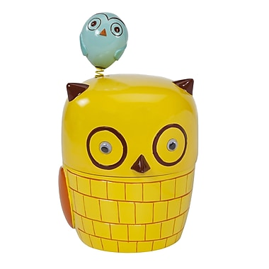 Creative Bath Give a Hoot Container