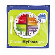 Learning Resources Healthy Helpings MyPlate Pocket