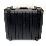 Platt Rotational Molded Tool Case w/ Wheels and Telescoping Handle