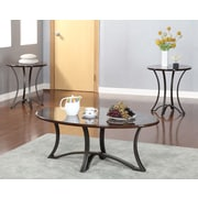 Hokku Designs Borane 3 Piece Coffee Table Set