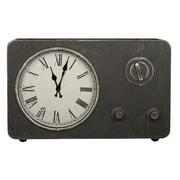 Cooper Classics Norman Table Clock