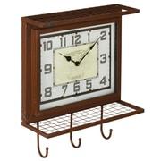 Cooper Classics Griffon Wall Clock