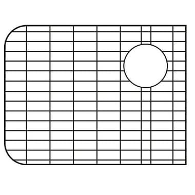 WELLS SINKWARE 19.25'' x 1'' Sink Grid