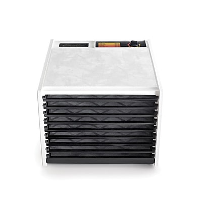 Excalibur 9 Tray Dehydrator without Timer; Black