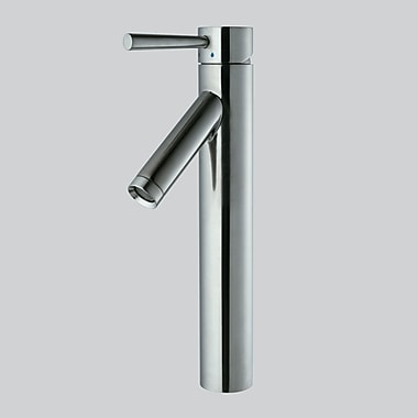 Elite Single Handle Bathroom Faucet; Chrome
