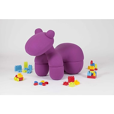 Pangea Home Toto Kids Novelty Chair; Pink
