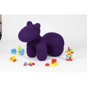 Pangea Home Toto Kids Novelty Chair; Purple