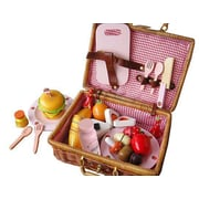 Berry Toys 19 Piece My Picnic Wooden Play Food Set