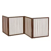 Richell Wooden Room Divider Large