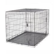 Hagen Dogit Dog Crate; Double Extra Large (31.5'' H x 29.3'' W x 48'' L)