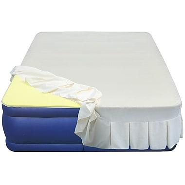 Altimair Essentials Airbed High 3/4'' Density Memory Foam Mattress Topper