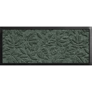 Bungalow Flooring Aqua Shield Fall Day Boot Tray; Evergreen