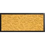 Bungalow Flooring Aqua Shield Fall Day Boot Tray; Yellow