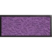 Bungalow Flooring Aqua Shield Fall Day Boot Tray; Purple