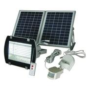 Goes Green Network High Powered LED Solar Flood Light