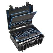B&W Jet 6000 Outdoor Tool Case w/ Pocket Tool Boards