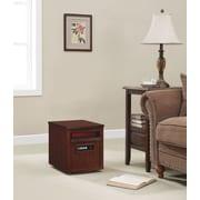 Duraflame 1,500 Watt Portable Electric Infrared Cabinet Heater; Cherry
