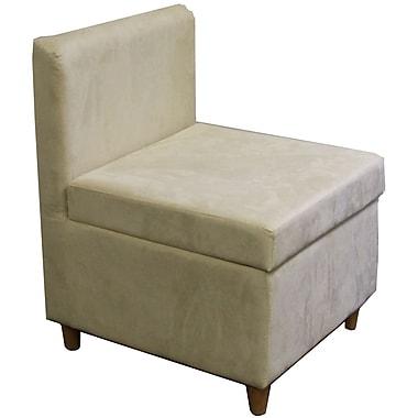 ORE Furniture Slipper Chair; Cream