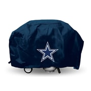 Rico Industries NFL Deluxe Grill Cover - Fits up to 68''; Dallas Cowboys